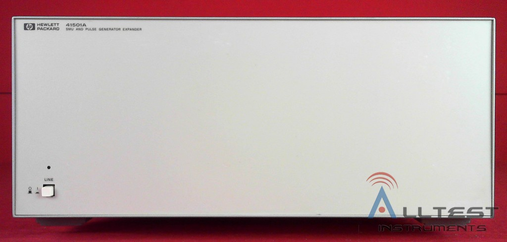 HP - Agilent - Keysight 41501A SMU & Pulse Generator Expander