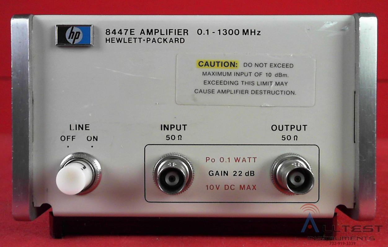 Alltest Instruments Electronic Test Equipment, Agilent