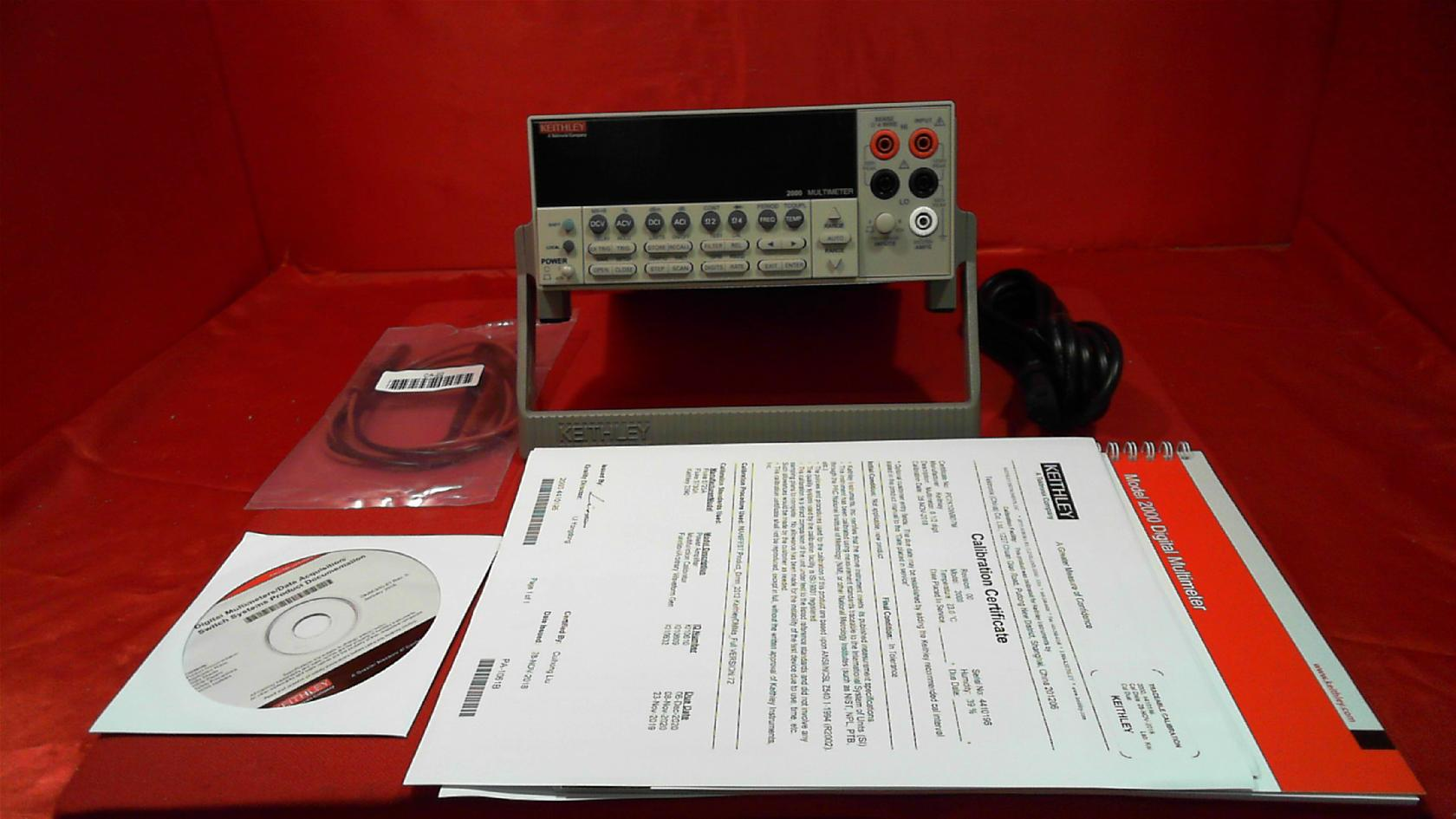 Keithley 2000-NEW image-109009