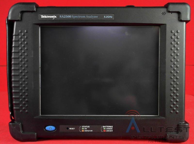 Details about Tektronix SA2500 Handheld Spectrum Analyzer