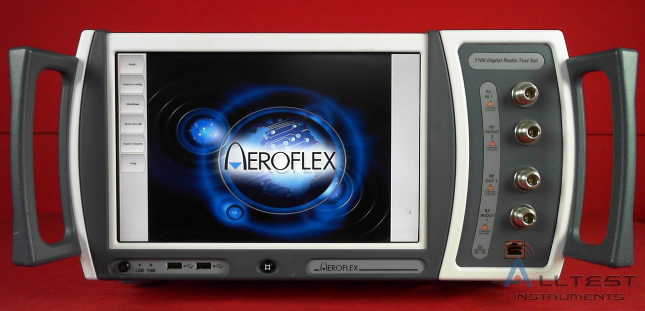 Aeroflex 7100 Digital Test Set
