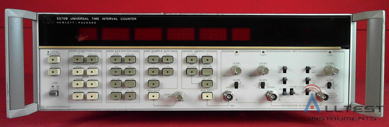 Agilent HP Keysight 10544A HP 10 Mhz Crystal Oscillator