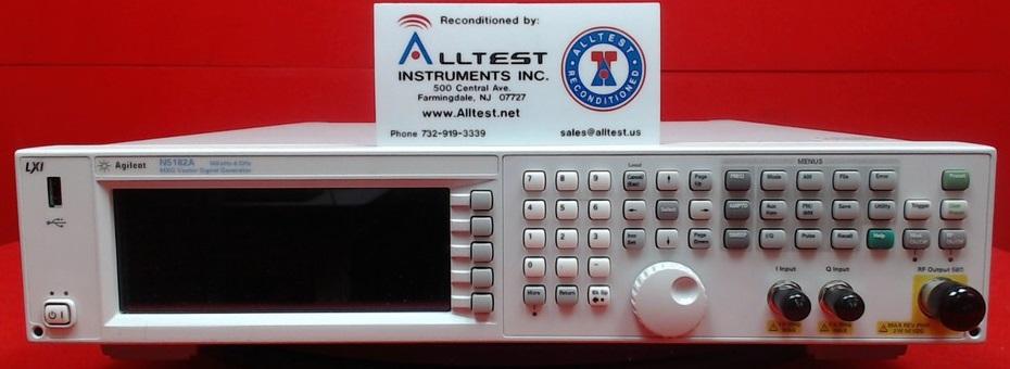 HP - Agilent - Keysight N5182A image-5261