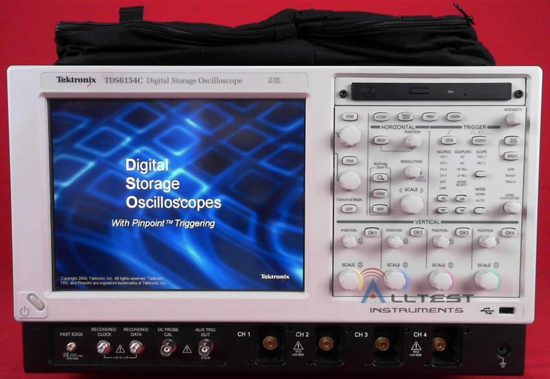 Tektronix TDS6154C image-6740
