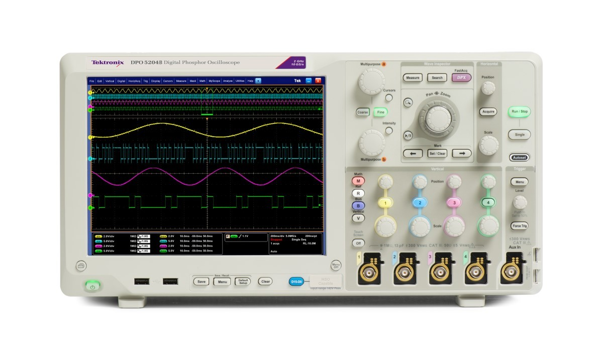 All Test Instruments :