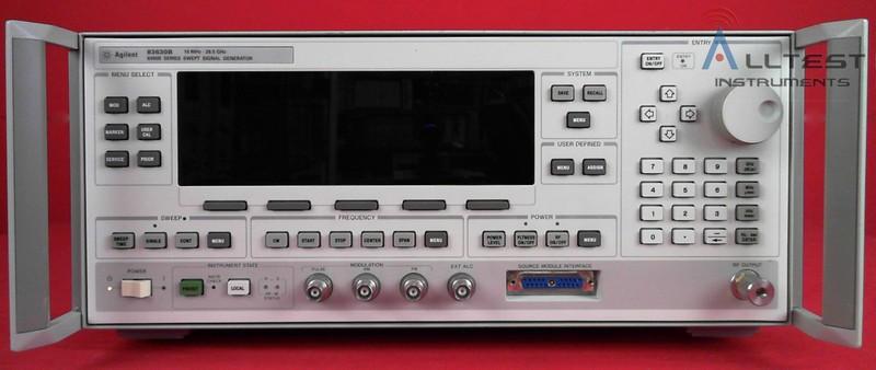 HP - Agilent - Keysight 83630B image-4787