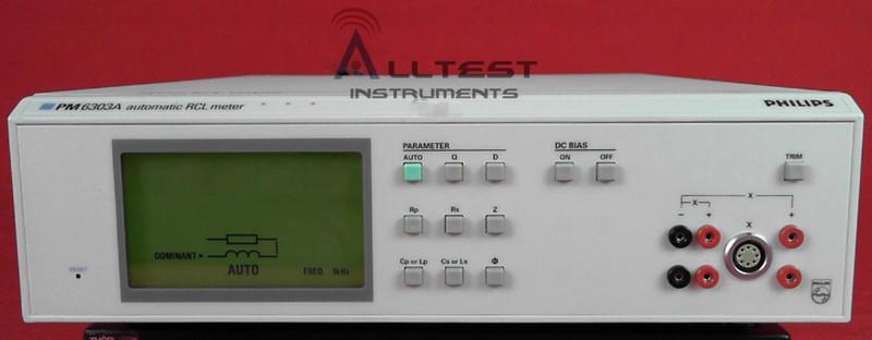 Fluke Pm6303a Automatic Rcl Meter 782451081677 Ebay