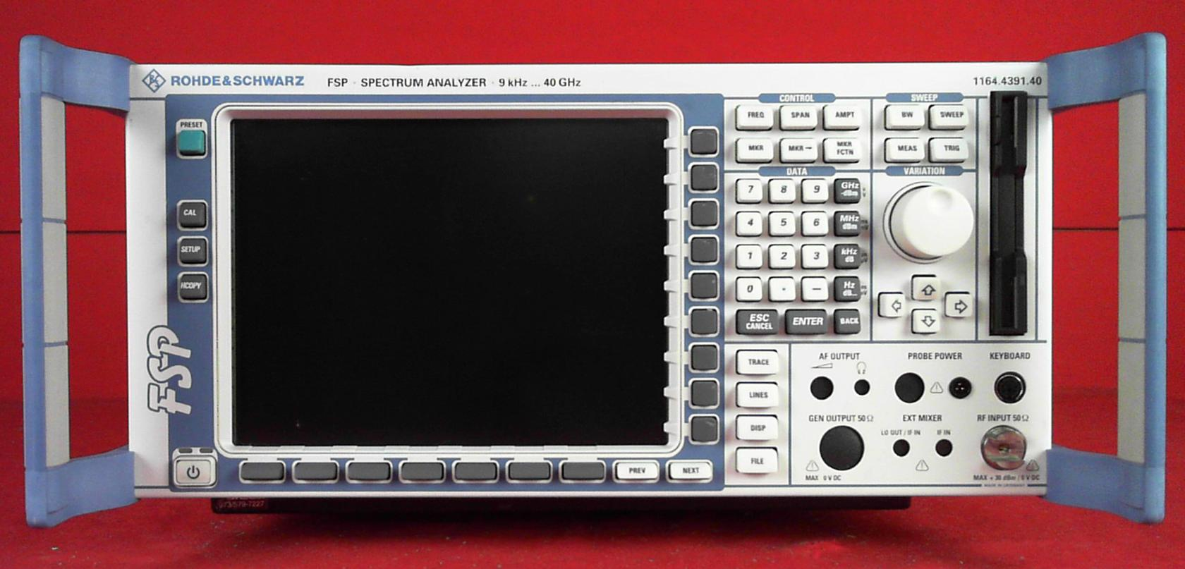 Rohde and Schwarz FSP40 image-6486