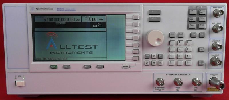 HP - Agilent - Keysight E8257D image-5037